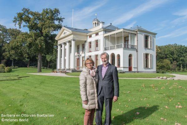 Otto en Barbara van Boetzelaer